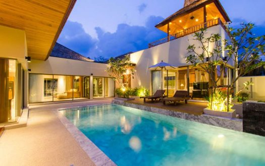 Treasury Thailand Real Estate BOTANICA LUXURY VILLAS PHASE2 2