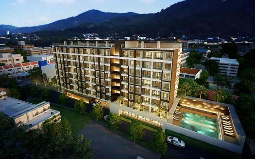 Treasury Thailand Real Estate Patong Bay Residence Phase 2 03