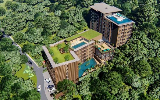 Treasury Thailand Real Estate Proud Residence Condominium 01