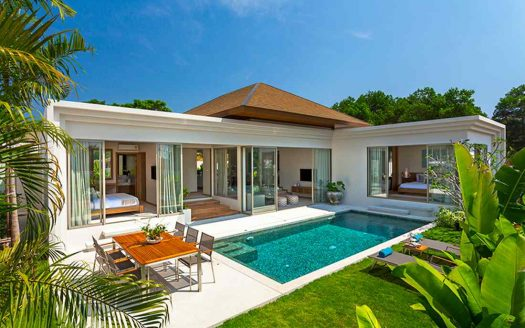 Treasury Thailand Real Estate TRICHADA VILLAS 1