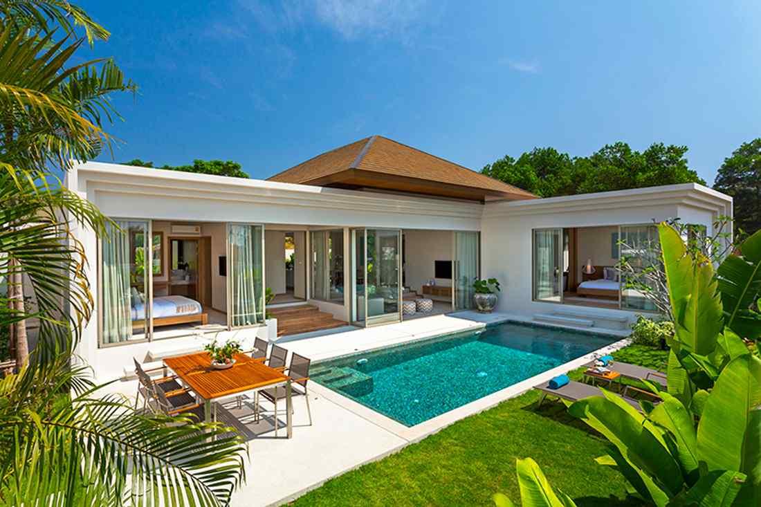 Treasury Thailand Real Estate TRICHADA VILLAS 1