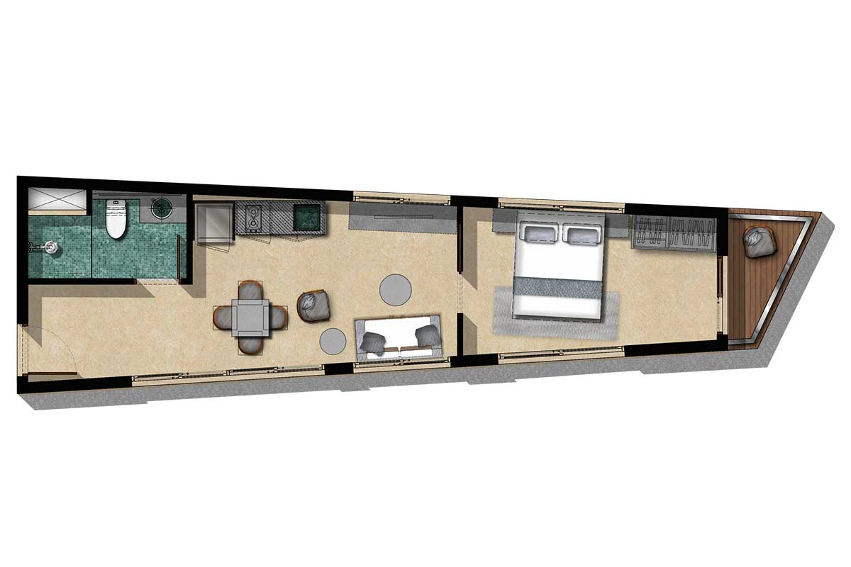 Floor Plan Type 8