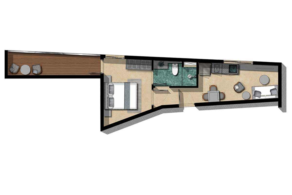 Floor Plan Type 7