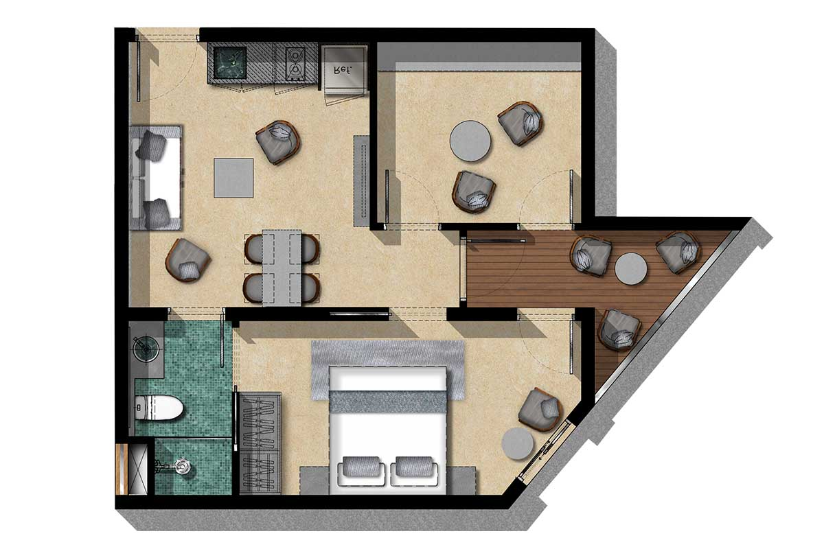 Floor Plan Type 6