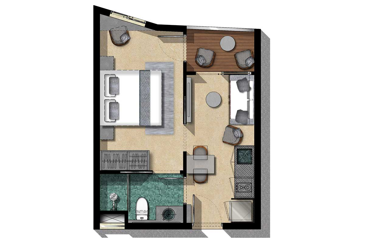 Floor Plan Type 4